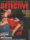 Thrilling Detective (1931-1953 Standard) Pulp Vol. 64 #2