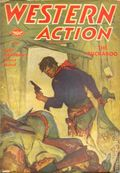 Western Action Novels Magazine (1936-1960 Columbia) 1st Series Pulp Vol. 11 #5