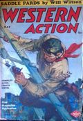 Western Action Novels Magazine (1936-1960 Columbia) 1st Series Pulp Vol. 12 #4