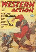 Western Action Novels Magazine (1936-1960 Columbia) 1st Series Pulp Vol. 12 #6