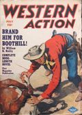 Western Action Novels Magazine (1936-1960 Columbia) 1st Series Pulp Vol. 13 #5