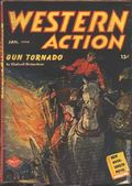 Western Action Novels Magazine (1936-1960 Columbia) 1st Series Pulp Vol. 14 #2