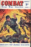 Combat (1956-1957 Dalrow Publishing) Vol. 1 #4