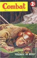 Combat (1956-1957 Dalrow Publishing) Vol. 2 #2