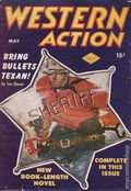 Western Action Novels Magazine (1936-1960 Columbia) 1st Series Pulp Vol. 14 #4