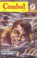 Combat (1956-1957 Dalrow Publishing) Vol. 2 #4