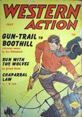 Western Action Novels Magazine (1936-1960 Columbia) 1st Series Pulp Vol. 14 #5