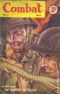 Combat (1956-1957 Dalrow Publishing) Vol. 2 #6