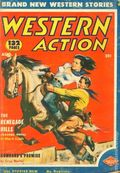 Western Action Novels Magazine (1936-1960 Columbia) 1st Series Pulp Vol. 16 #2