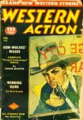 Western Action Novels Magazine (1936-1960 Columbia) 1st Series Pulp Vol. 16 #5