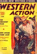 Western Action Novels Magazine (1936-1960 Columbia) 1st Series Pulp Vol. 17 #2