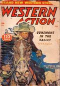Western Action Novels Magazine (1936-1960 Columbia) 1st Series Pulp Vol. 17 #5