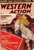 Western Action Novels Magazine (1936-1960 Columbia) 1st Series Pulp Vol. 18 #4