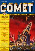 Comet (1940-1941 H-K Publications) Pulp Vol. 1 #2