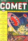 Comet (1940-1941 H-K Publications) Pulp Vol. 1 #4