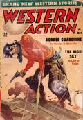 Western Action Novels Magazine (1936-1960 Columbia) 1st Series Pulp Vol. 18 #5