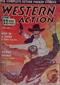 Western Action Novels Magazine (1936-1960 Columbia) 1st Series Pulp Vol. 19 #4