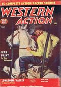 Western Action Novels Magazine (1936-1960 Columbia) 1st Series Pulp Vol. 20 #1