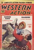 Western Action Novels Magazine (1936-1960 Columbia) 1st Series Pulp Vol. 20 #3