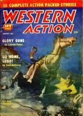 Western Action Novels Magazine (1936-1960 Columbia) 1st Series Pulp Vol. 20 #4