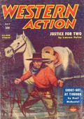 Western Action Novels Magazine (1936-1960 Columbia) 1st Series Pulp Vol. 20 #6