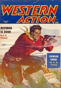 Western Action Novels Magazine (1936-1960 Columbia) 1st Series Pulp Vol. 21 #4