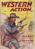 Western Action Novels Magazine (1936-1960 Columbia) 1st Series Pulp Vol. 21 #5