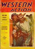 Western Action Novels Magazine (1936-1960 Columbia) 1st Series Pulp Vol. 21 #6