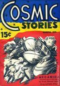 Cosmic Stories (1941 Albing Publications) Pulp Vol. 1 #1