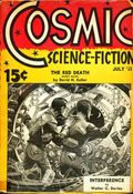 Cosmic Stories (1941 Albing Publications) Pulp Vol. 1 #3