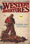 Western Adventures (1930-1933 Climax-Clayton) Pulp Vol. 3 #4