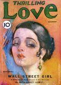 Thrilling Love (1931-1955 Metropolitan-Standard) Pulp Vol. 1 #1