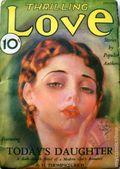 Thrilling Love (1931-1955 Metropolitan-Standard) Pulp Vol. 1 #2