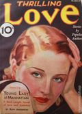 Thrilling Love (1931-1955 Metropolitan-Standard) Pulp Vol. 1 #4