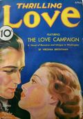 Thrilling Love (1931-1955 Metropolitan-Standard) Pulp Vol. 2 #1