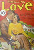 Thrilling Love (1931-1955 Metropolitan-Standard) Pulp Vol. 3 #3