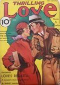 Thrilling Love (1931-1955 Metropolitan-Standard) Pulp Vol. 6 #2