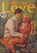 Thrilling Love (1931-1955 Metropolitan-Standard) Pulp Vol. 7 #3