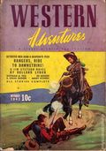 Western Adventures (1940-1943 Street & Smith) Pulp Vol. 2 #6