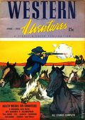 Western Adventures (1940-1943 Street & Smith) Pulp Vol. 3 #4