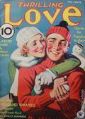 Thrilling Love (1931-1955 Metropolitan-Standard) Pulp Vol. 9 #1