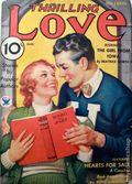Thrilling Love (1931-1955 Metropolitan-Standard) Pulp Vol. 9 #2