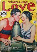 Thrilling Love (1931-1955 Metropolitan-Standard) Pulp Vol. 11 #2