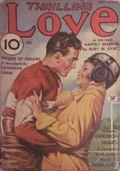 Thrilling Love (1931-1955 Metropolitan-Standard) Pulp Vol. 12 #2