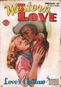 Western Love (1945-1946 Arrow) Pulp Vol. 1 #2