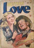 Western Love (1945-1946 Arrow) Pulp Vol. 1 #6