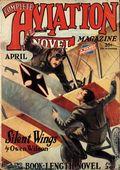 Complete Aviation Novel Magazine (1929 Ramer Reviews) Pulp Vol. 1 #1