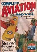 Complete Aviation Novel Magazine (1929 Ramer Reviews) Pulp Vol. 2 #1