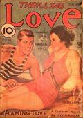 Thrilling Love (1931-1955 Metropolitan-Standard) Pulp Vol. 14 #3