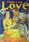 Thrilling Love (1931-1955 Metropolitan-Standard) Pulp Vol. 15 #1